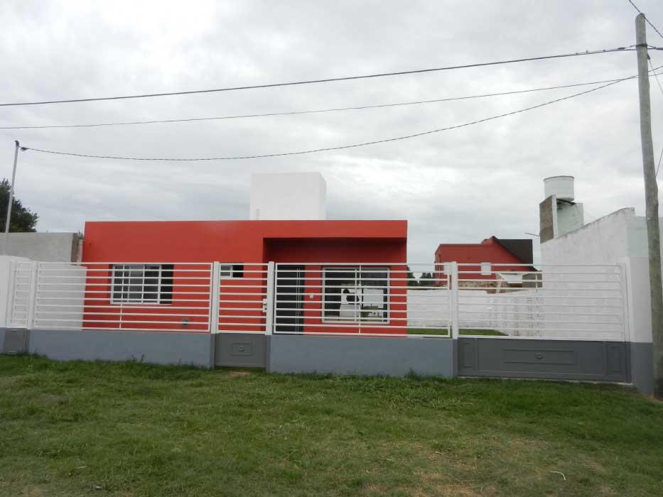 Casa con 3 años de construcción